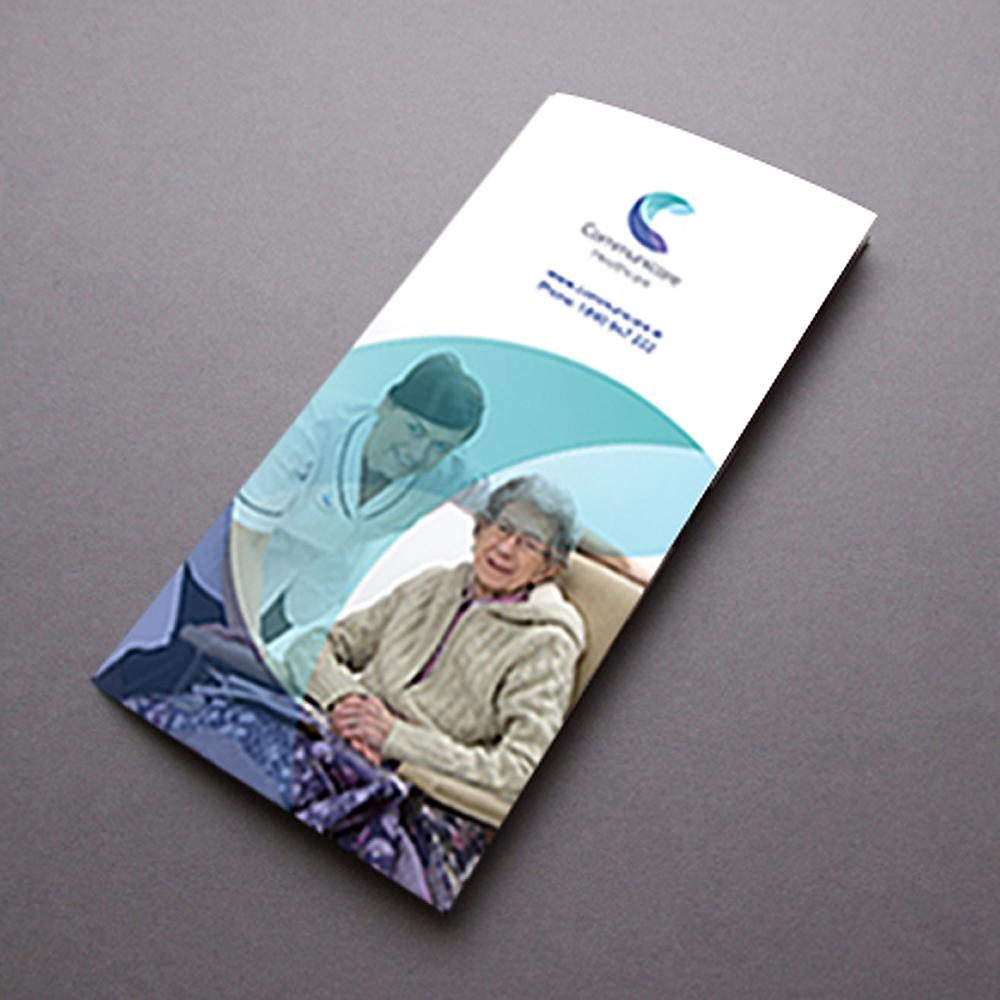 Communicare | Flyer Design | Designwest