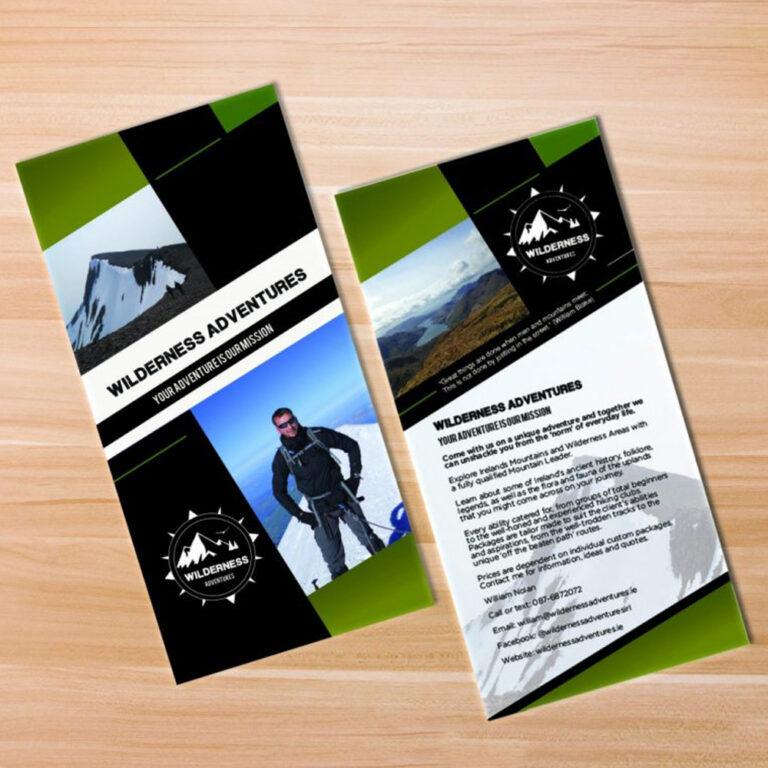 Wildneress_Adventure_Leaflet_Flyer_Design_Adventure_flyer_design_Branding Design_Designwest_Mayo_Ireland