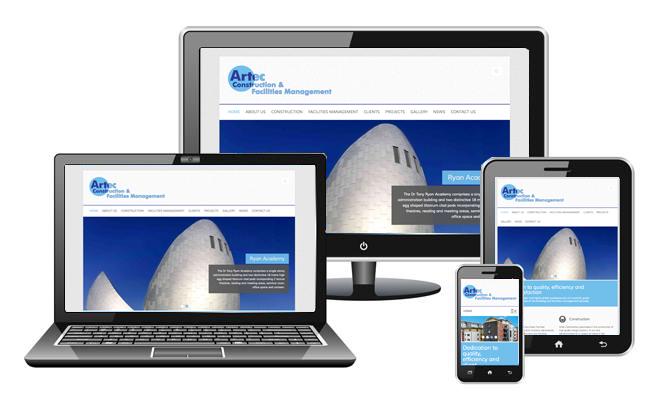 Artec-Website-Design-Dublin-Mayo-Ireland