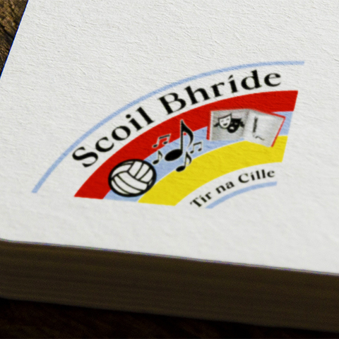 Logo Design - Scoil Bhride