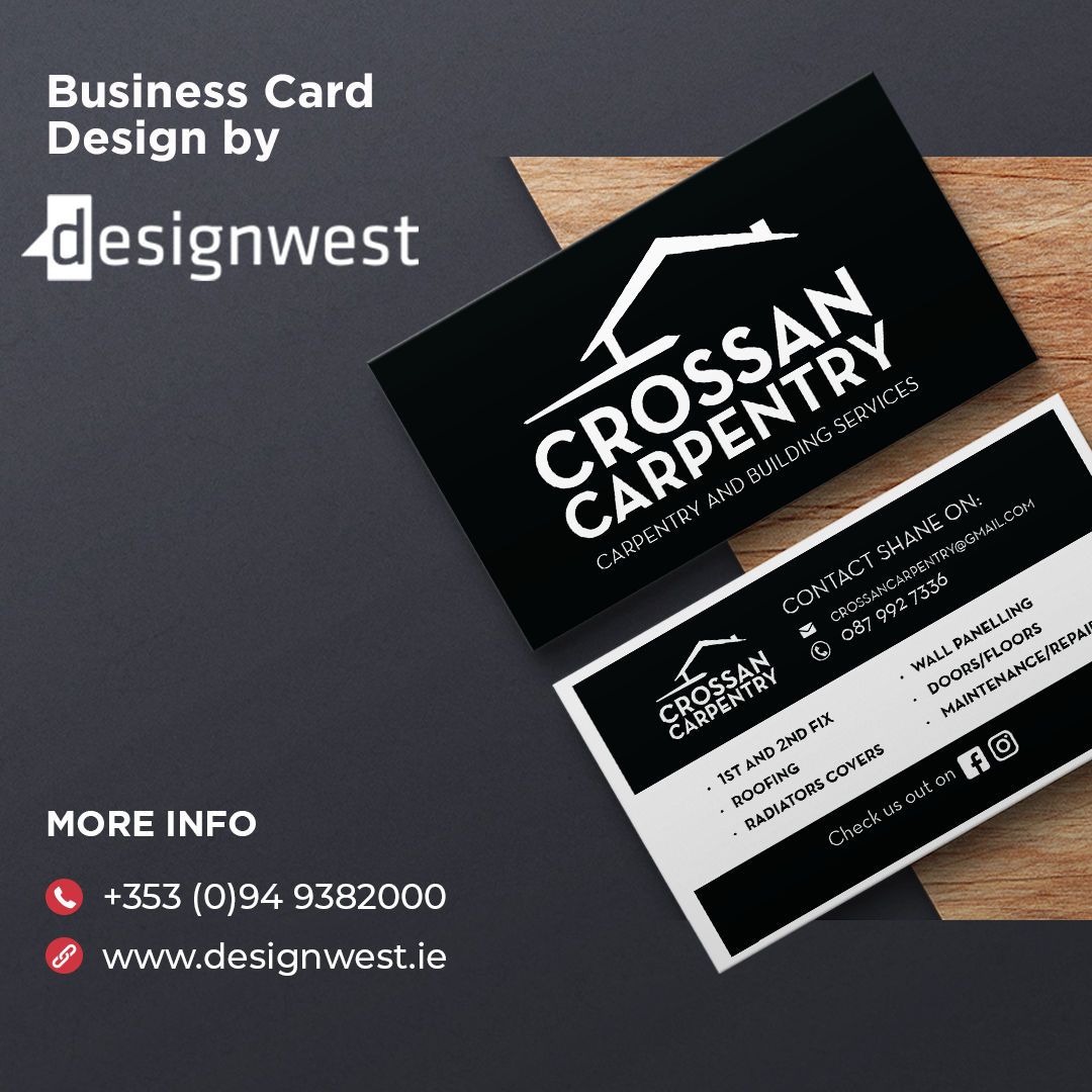 Logo Design | Crossan Carpentry