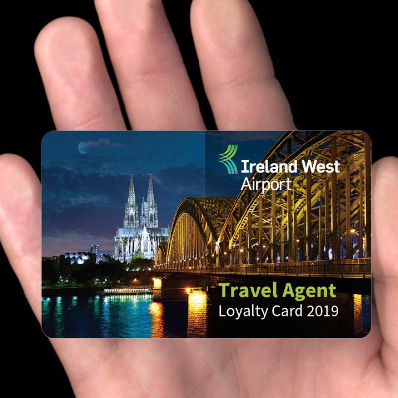 Loyalty Card Design Knock