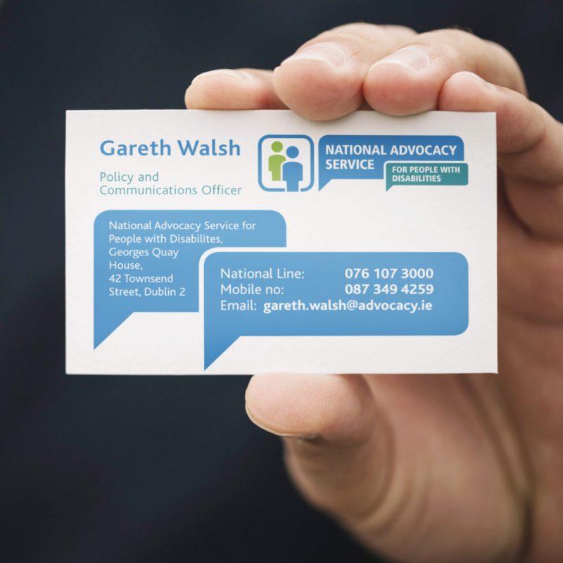 Business Card Design Ireland