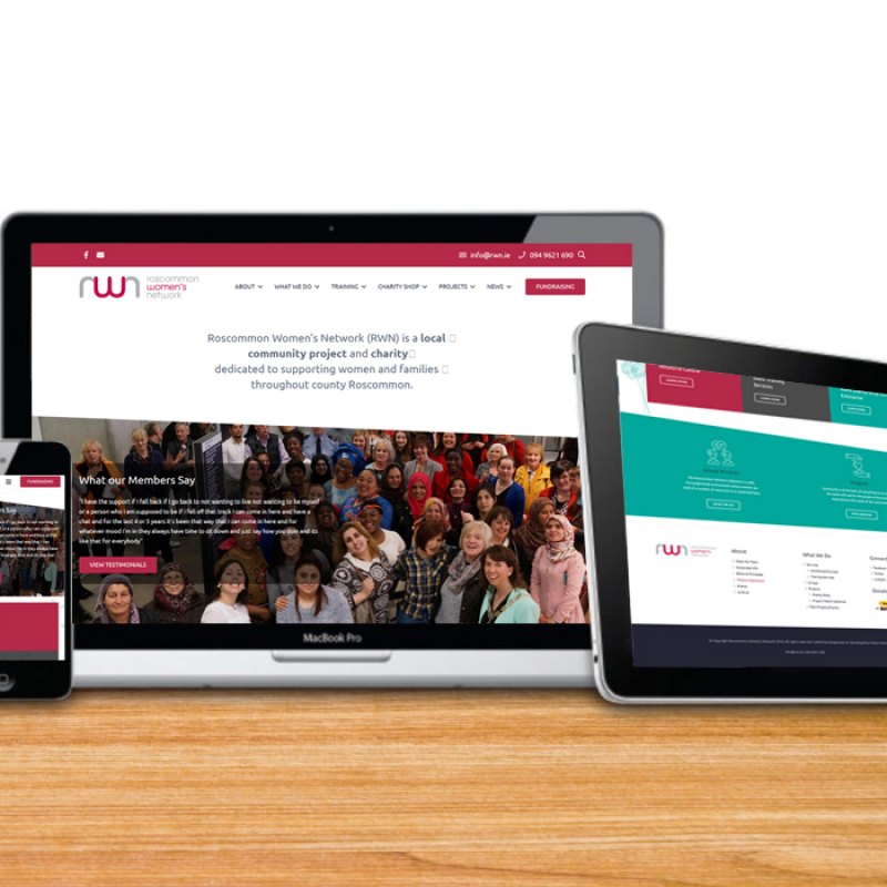 Website Designer Roscommon Ireland